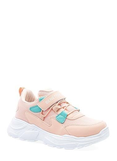 Benetton Sneakers Pembe